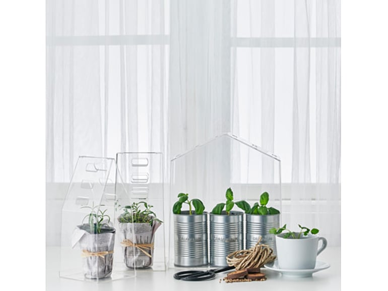 Serra Ikea trasparente