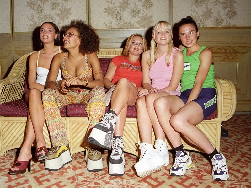 Spice Girls Buffalo