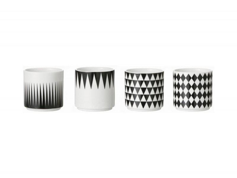 Tazzine «Geometric Espresso» di Ferm Living
