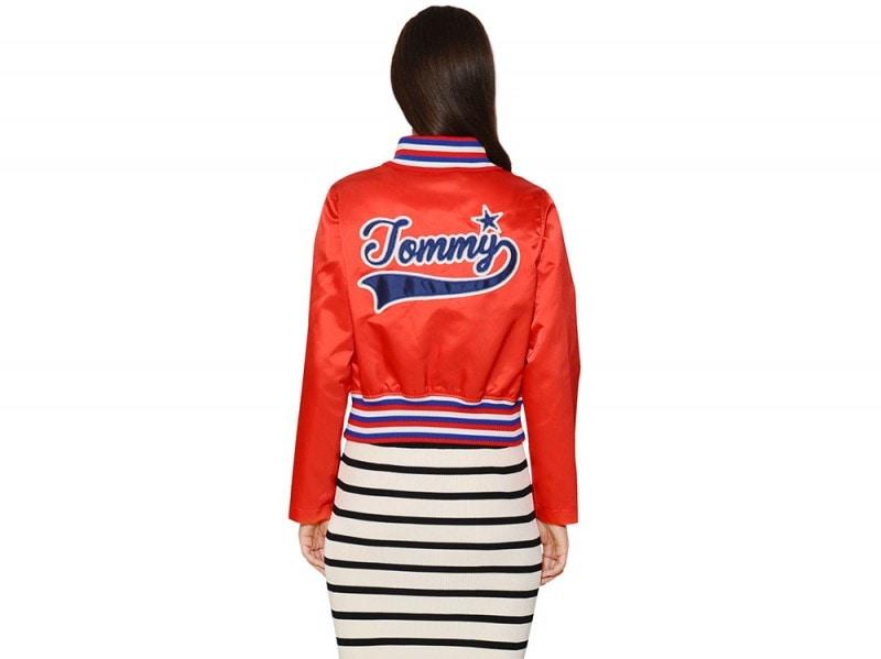 Tommy Hilfiger giacca personalizzata