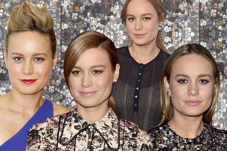 Brie Larson: i migliori beauty look di una star in ascesa