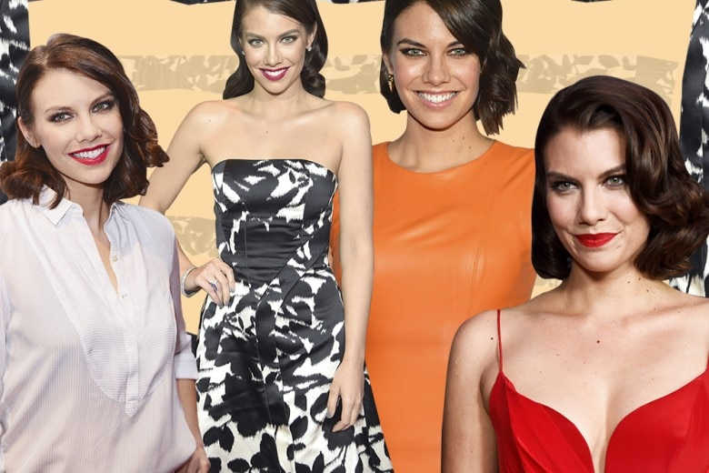 Lauren Cohan: i beauty look dell'attrice di The Walking Dead