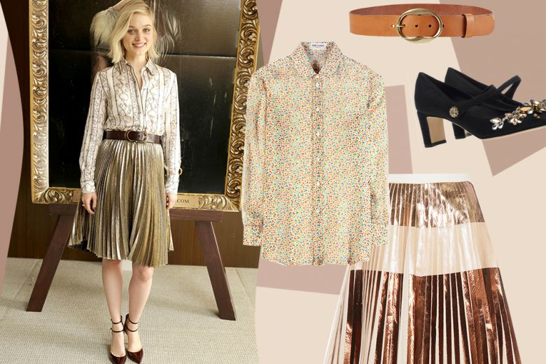 Look vintage come Bella Heathcote