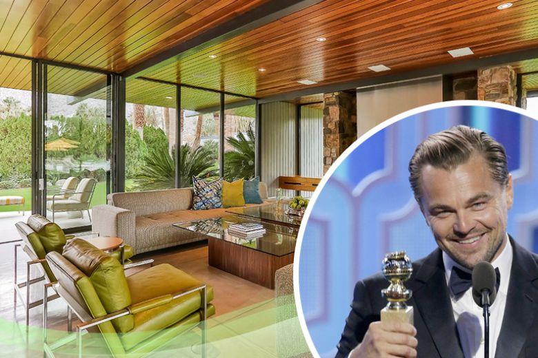 La casa di Leonardo DiCaprio a Palm Springs