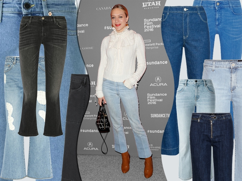 cover jeans cropped & flared mobile