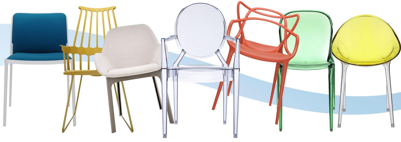 kartell le 15 sedie pi belle grazia