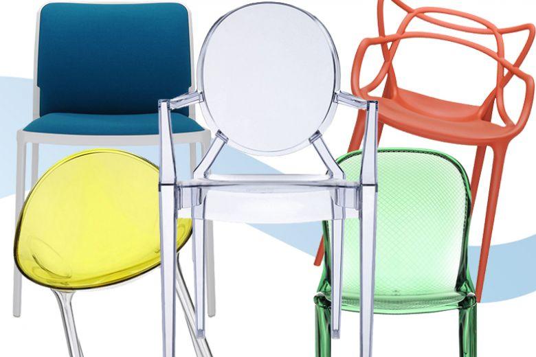 Kartell: le 15 sedie più belle