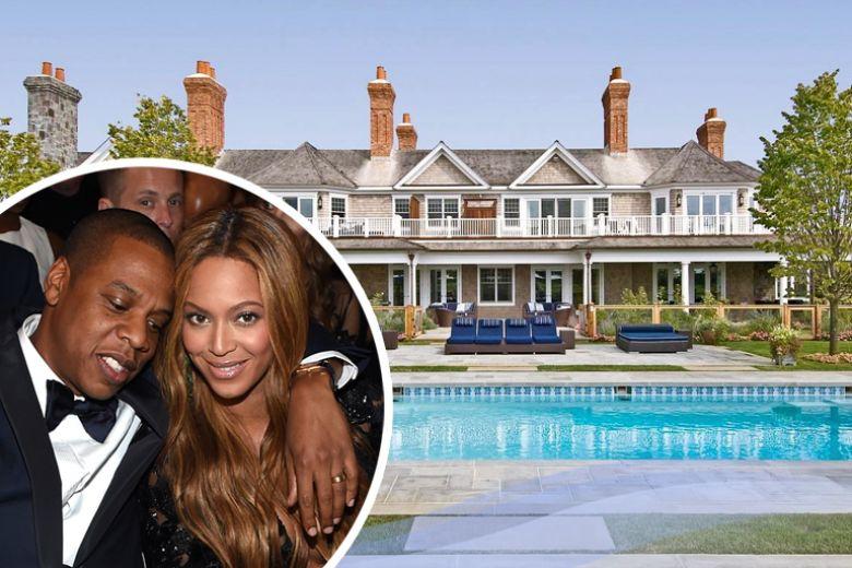 La casa di Beyonce e Jay Z negli Hamptons