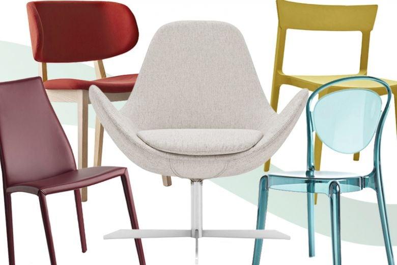 Calligaris: le 15 sedie più belle