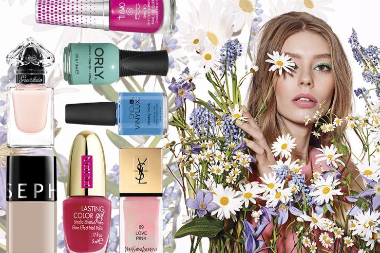Smalti: tutti i colori della Primavera