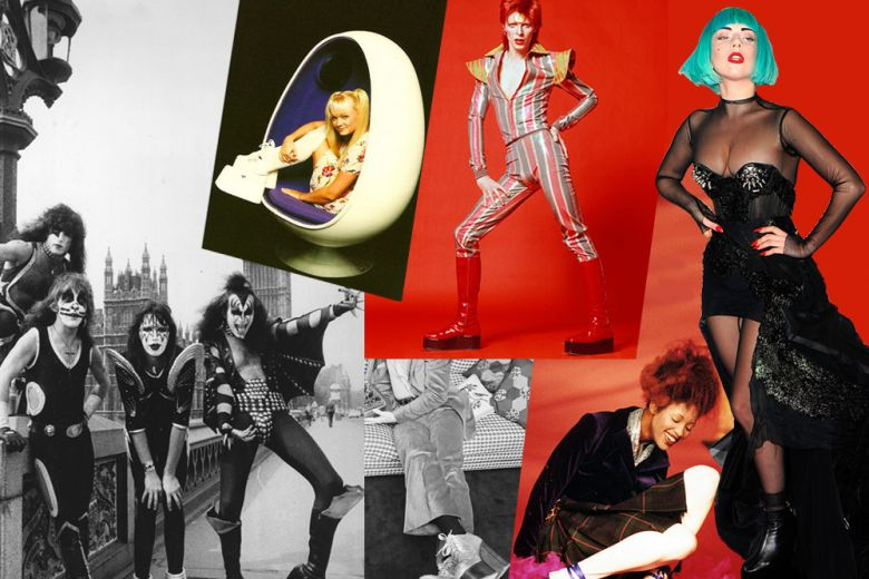 Da David Bowie alle Spice Girls, intramontabili platform shoes