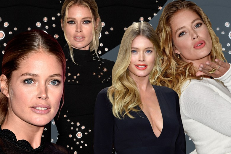 "Doutzen Kroes: i migliori beauty look di un ""Angelo"""