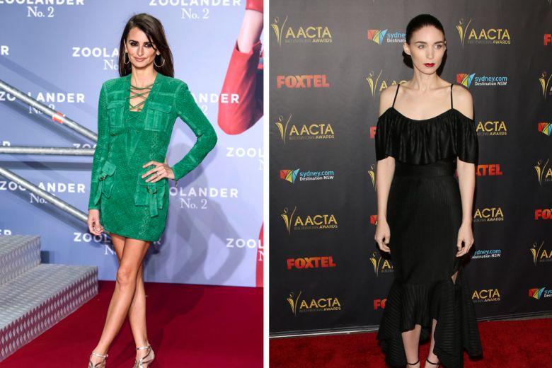 Le best dressed della settimana, da Penelope Cruz a Sarah Jessica Parker