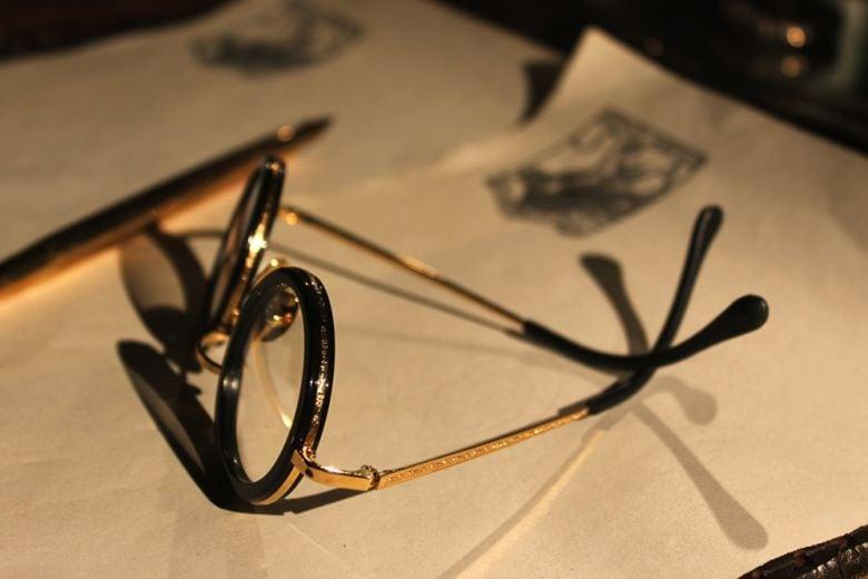 Sufficit Animus: gli occhiali che Pugnale & Nyleve dedica a Gabriele d'Annunzio