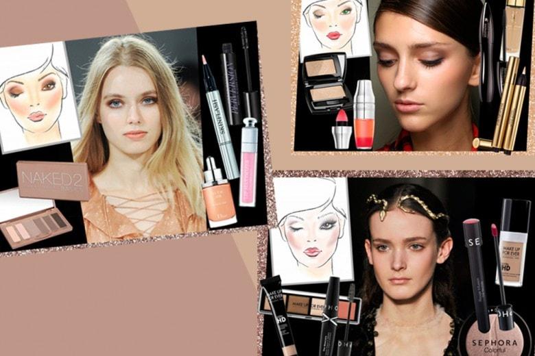 Make up nude: tre beauty look da provare subito