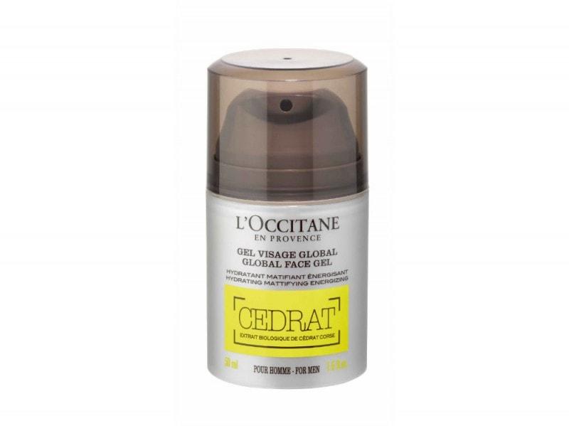gel cedrat occitane