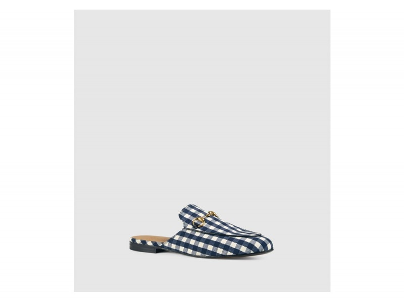 gucci-slippers-vichy-check