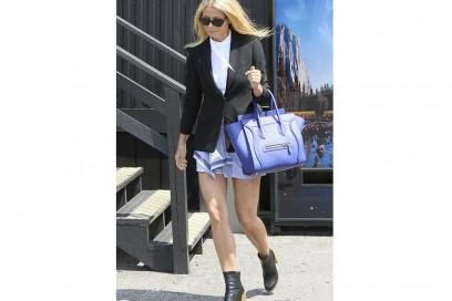 gwyneth paltrow stivaletti con tacco grosso