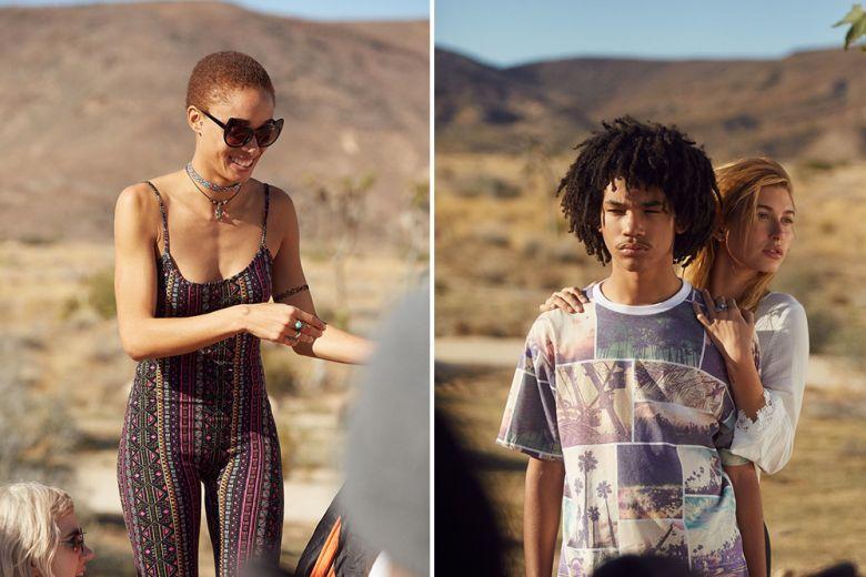 H&M Loves Coachella: il backstage e i capi della collezione