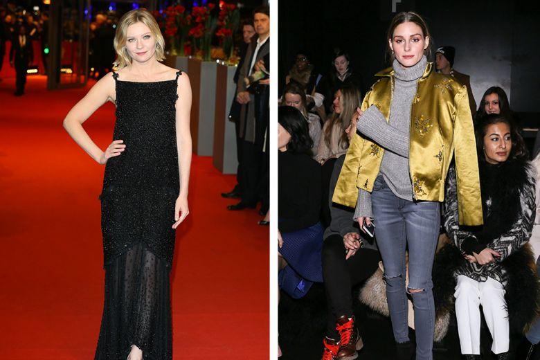 Le best dressed of the week, da Olivia Palermo a Kirsten Dunst