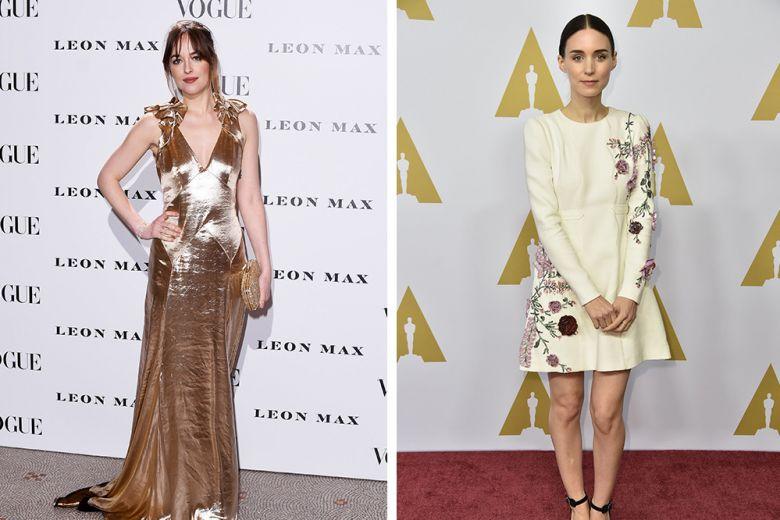 Le best dressed della settimana, da Rooney Mara a Dakota Johnson
