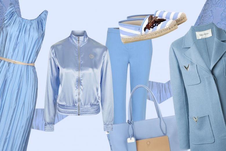 """""""Serenity"""": l'azzurro Pantone per la Primavera-Estate 2016"""