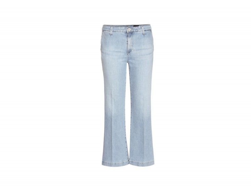 jeans flare cropped AG-jeans