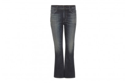 jeans flare cropped citizens-of-humanity