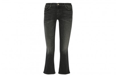 jeans flare cropped j-brand