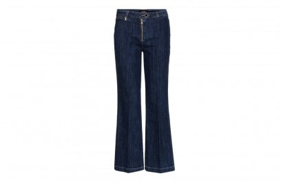 jeans flare cropped paige