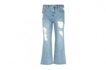 jeans flare cropped steve-j-&-yoni-p-