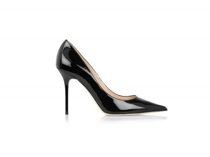jimmy-choo-decollete-nere-vernice