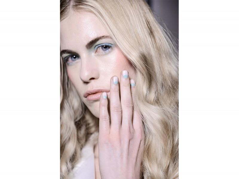 manicure bicolore alexis mabille
