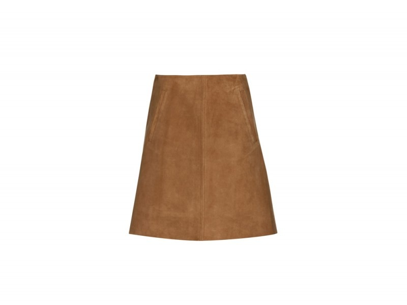 minigonna-in-suede-wood-wood