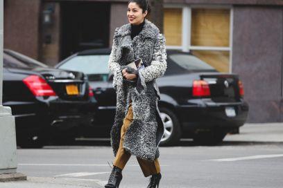 New York Fashion Week: le foto di street style