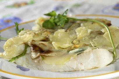 pesce patate
