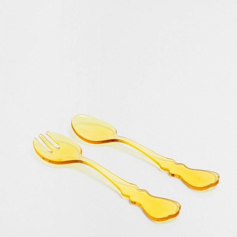 posate insalata oro