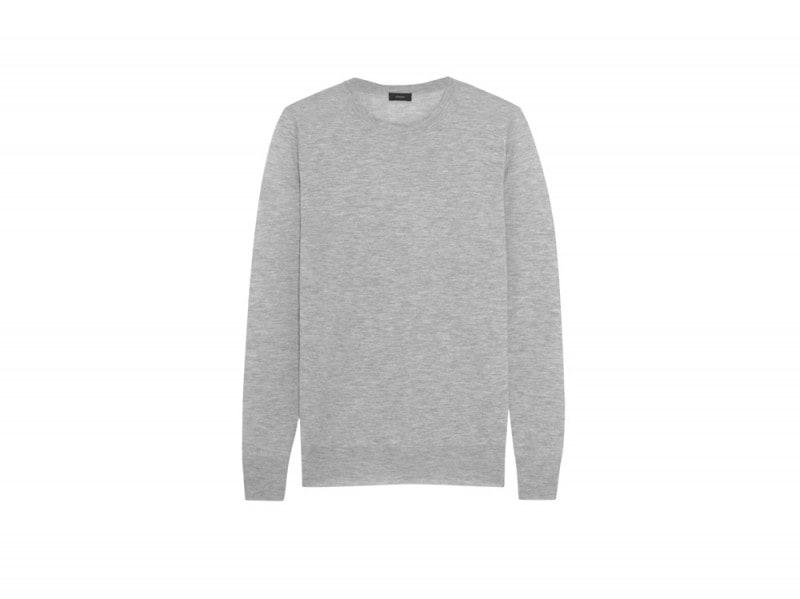 pullover-grigio-cashmere-joseph