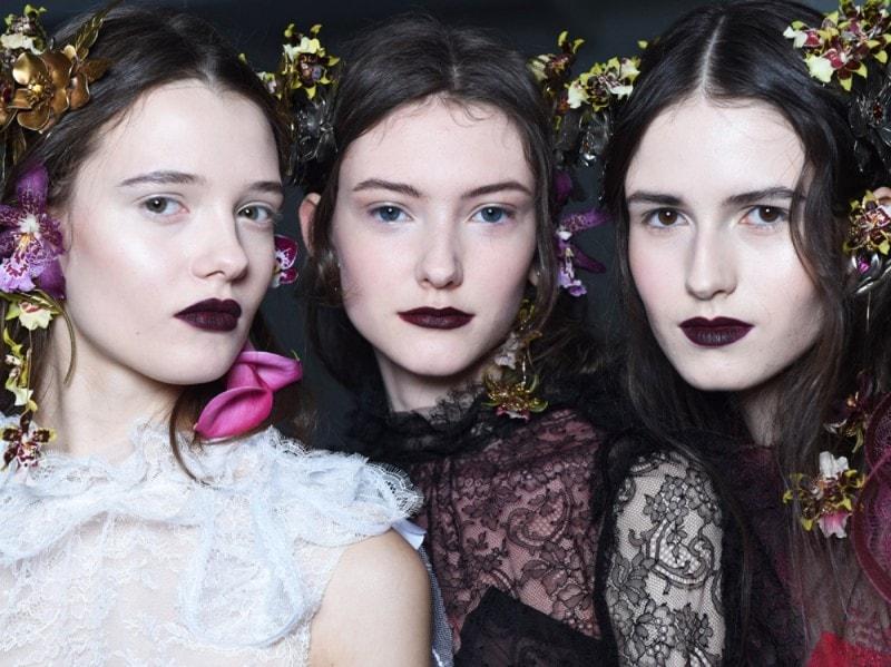 tendenze-new-york-fashion-week-autunno-inverno-2016-NARS Rodarte AW16 Beauty Look