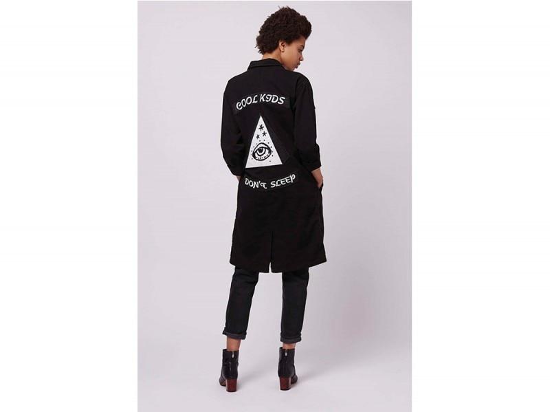 topshop giacca personalizzata