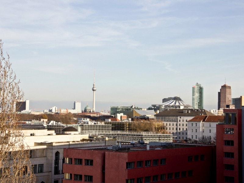 vista su Berlino