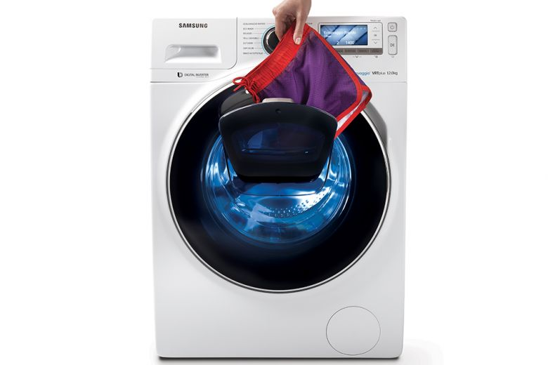 Aggiungi ciò che vuoi quando vuoi con la nuova lavatrice Samsung