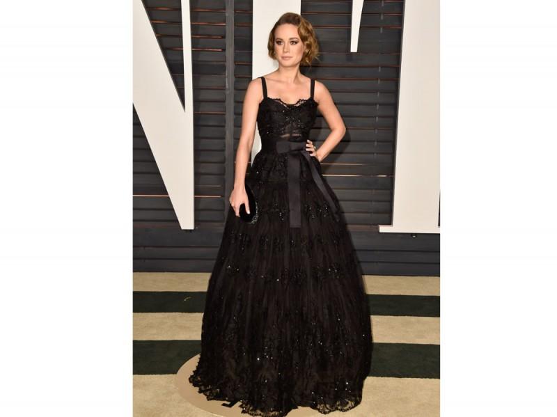 Brie Larson in Dolce e Gabbana