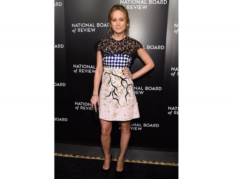 Brie Larson in Giambattista Valli Couture