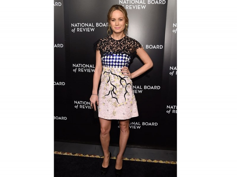 Brie Larson in Giambattista Valli Couture