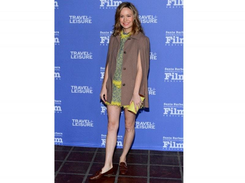 Brie Larson in Louis Vuitton