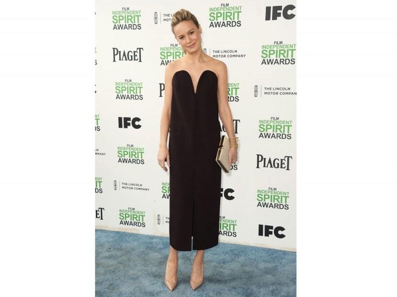 Brie Larson maison martin margiela film indipendent spirit awards