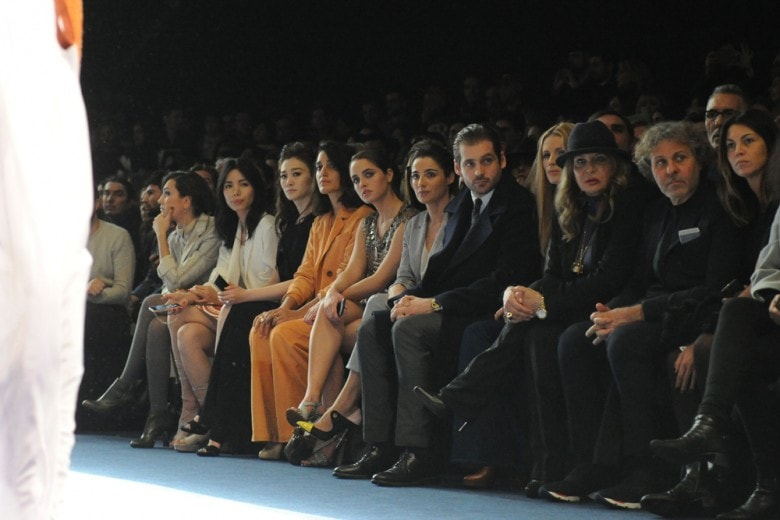 Milano Fashion Week front row: le celebrities in prima fila alle sfilate