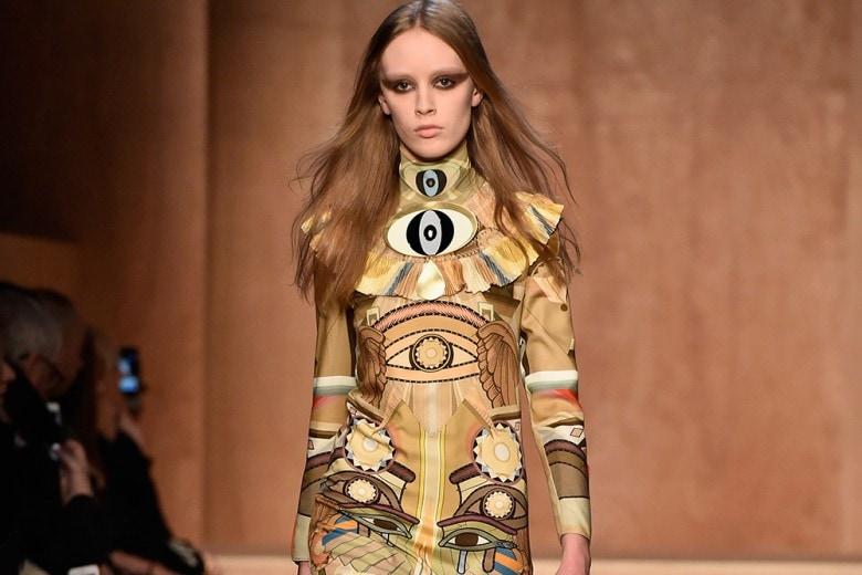 Givenchy AI 2016: nel labirinto di Riccardo Tisci