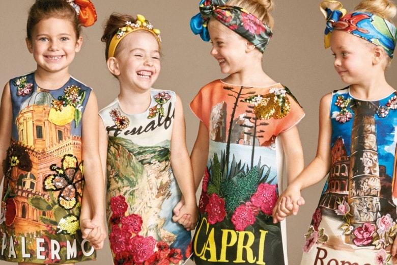 I vostri bambini protagonisti del concorso di Grazia e Dolce&Gabbana